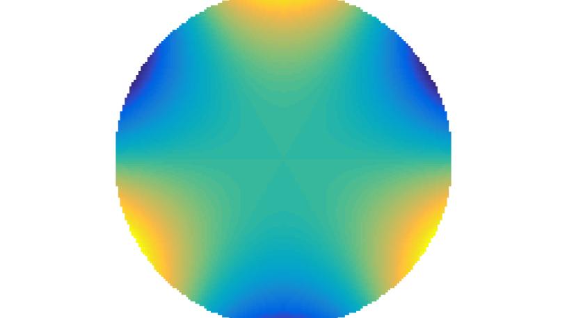 Zernike Polynomial Z_9_3_3